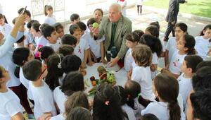 Öğrenciler Trafik Işıkları modeli ile sağlıklı beslenmeye teşvik edildi
