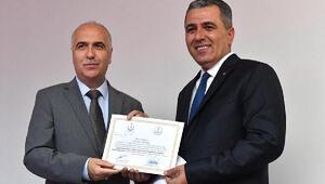 Denizlide okullara sertifika
