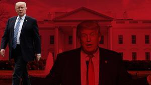 Trump yanlışlıkla ABDnin sırlarını ifşa etti