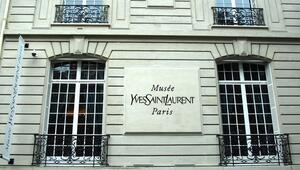 Paris YSL Müzesi'nde...