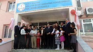 Afrin şehidin adı okuduğu okula verildi