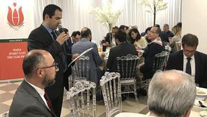 DİTİB Paris Şubesi iftar verdi