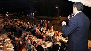 Tokat Belediyesinden bölgesel mahalle iftarı