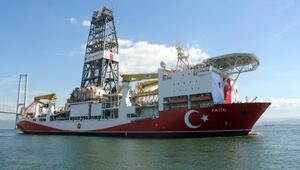 Sondaj gemisi Fatih Akdenize uğurlandı