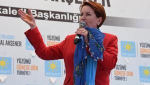 Akşener: Böyle dış politika ile ülkenin yürütülmesi mümkün değil