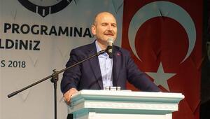 İçişleri Bakanı Süleyman Soylu: Ülkemin her tarafında huzur var
