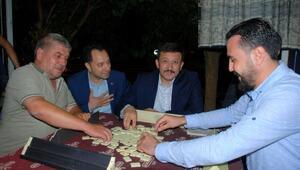 AK Partili Dağdan muhafete çamur siyaseti eleştirisi