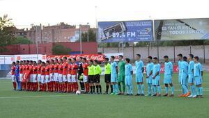 Altınordu, İspanyada çeyrek finalde