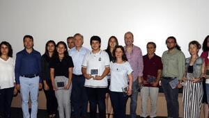 Öğrencilerin Antalya makaleleri ödüllendirildi