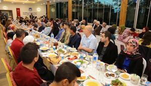 Battalgazide, şehit aileleri ve gazilere iftar