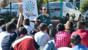 Çocuklar Duymasın dizisinin ünlü oyuncusu Çocuk Kulübü üyeleriyle buluştu