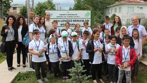 Lider Çocuk Tarım Kampına katılıp belgelerini aldılar