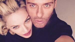 Madonna'ya iğne batırdım