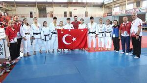 Balkan Şampiyonasının ilk gününe Türkiye damgası