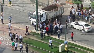 Gaziantep Emniyet Müdürlüğünden bu fotoğrafa açıklama