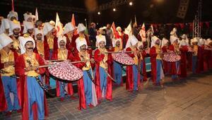 Sultanahmet Meydanında Baklava Alayı