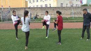 Muşlu atlet kızlar, Türkiyeyi temsil edecek