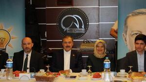 Bakan Eroğlu: Muharrem İnce, CHPden daha düşük oy alacak