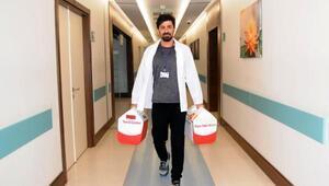 1 haftada 15 hastayı organ nakliyle hayata bağladılar