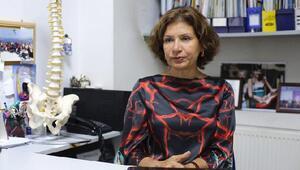 Prof. Dr. Yılmaz: Skolyoz, her 30 çocuktan birini tehdit ediyor