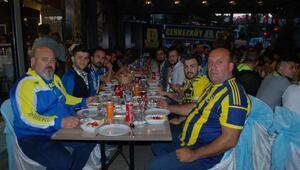 Çerkezköyde Fenerbahçeliler iftarda buluştu