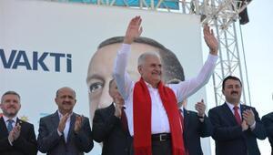 Başbakan Yıldırım: Cumhur İttifakı, Yenikapı ruhunun devamıdır