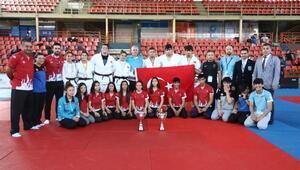 Balkan Şampiyonasında Türkiye zirvede