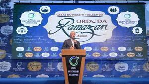 Büyükşehir Belediyesi'nden Akkuş'ta 55 milyon TL'lik yatırım