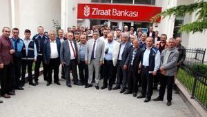 Balâ'dan Cumhurbaşkanının kampanyasına bağış desteği