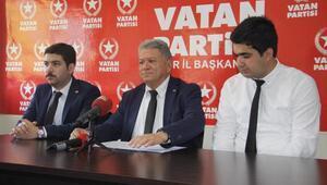 Vatan Partili Mutlu: Korgeneral Temeli hedef almak, Türk ordusuna ateş açmaktır