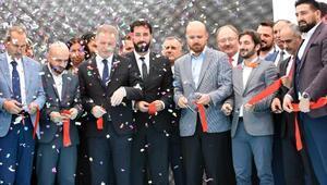 Bilal Erdoğan, TÜGVA Sivas Temsilciliğini açtı