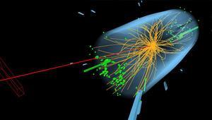 Higgs bozonu aniden en ağır parçacıklarla belirdi