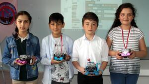 Ardahanlı çocuklar Çinde yarışacak