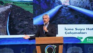 Büyükşehir Belediyesi Mesudiyede 46 kilometre asfalt yaptı