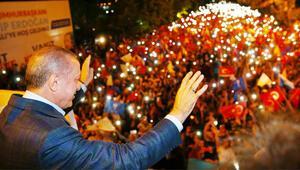 Erdoğan mesajı verdi: Sıra Kandil ve Sincarda
