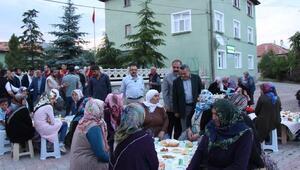Seydişehir Belediyesinden Kuran Mahallesinde iftar