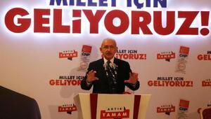 Kılıçdaroğlu: Türkiyeye dolar yağdıracağız