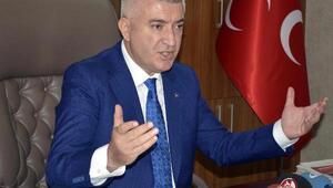 MHP İl Başkanı Tok'tan bölge istişare toplantısına davet