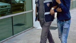 3 camiden 33 musluk hırsızlığı iddiasıyla tutuklandı