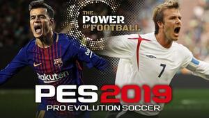 PES 2019 Playstoreda ön siparişe açıldı
