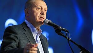Erdoğan: Tüm vatandaşlarıma sesleniyorum; yatırımlarınızı sisteme sokun