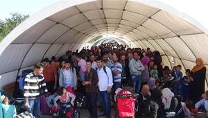 38 bin Suriyeli bayram için ülkesine gitti