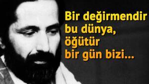 Cahit Zarifoğlu kimdir Cahit Zarifoğlu ölüm yıl dönümünde kendi sözleriyle anılıyor