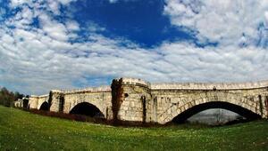 Dünya Miras Geçici Listesine giren köprüde restorasyon projesi