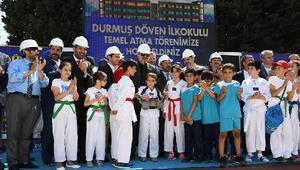 Uzaya üst sınırına çıkan ilk Türk Esenyurt'ta okul yaptırıyor
