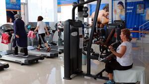 ASFİMde sağlık için spor