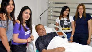 Atatürke benzeyen oyuncu Göksal Kaya, ameliyat oldu