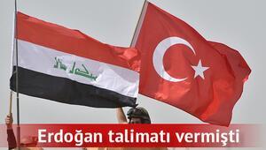 Türkiyeden Iraka güvence... Devam edecek