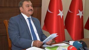 Bakan Eroğlu: GAPı 2019da bitirmeyi hedefliyoruz