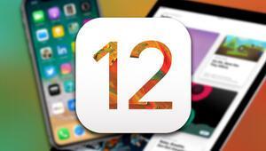 iOS 12 nasıl kurulur İşte yolu